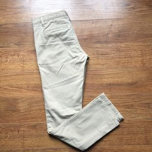 Element size 28 14 boys chino pant tan casual
